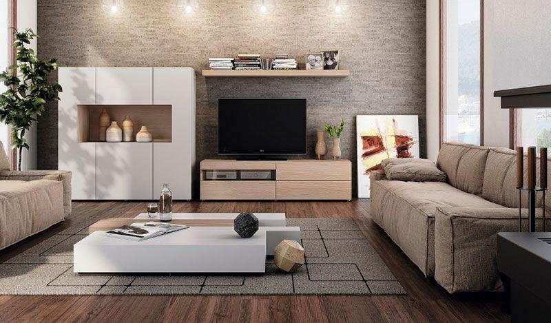 Diseñar la sala de televisión - Mobydec Muebles - Venta de muebles ...