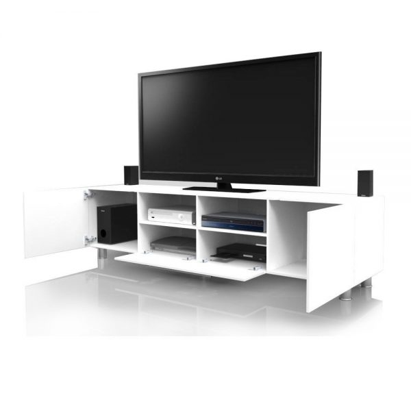 Mueble para tv dublin for Muebles de sala para tv modernos