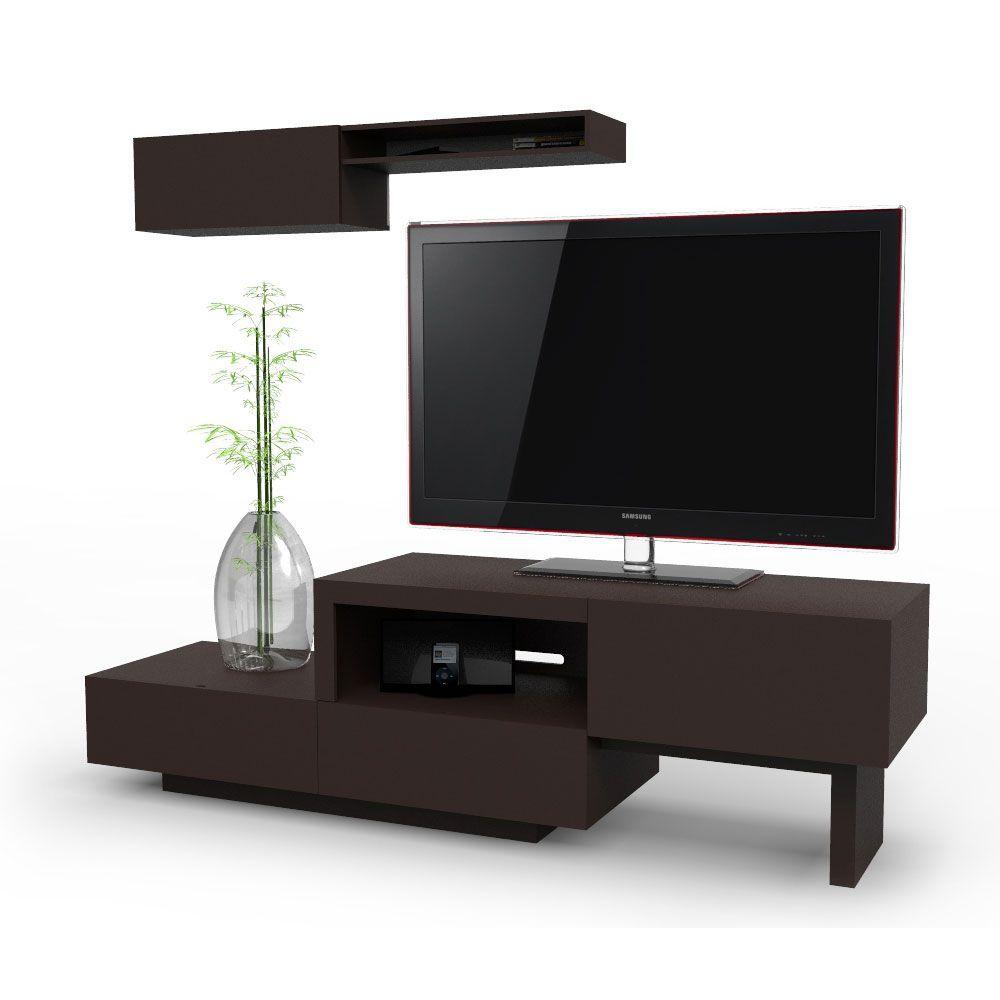 Mueble para tv oregon mobydec muebles venta de muebles for Idea de muebles quedarse