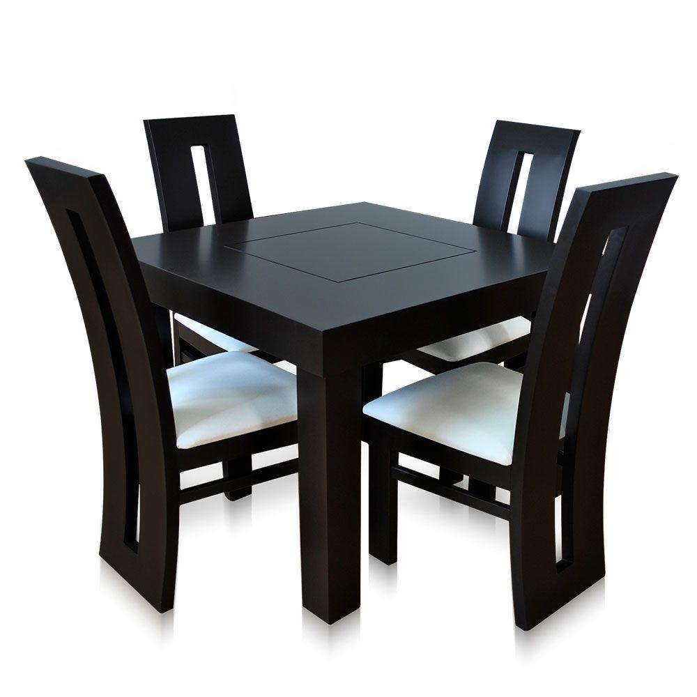 Comedor con 6 sillas Stilo - Mobydec Muebles | Venta de muebles en ...