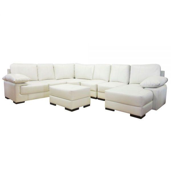 Sala esquinera bela mobydec muebles venta de muebles for Salas esquineras