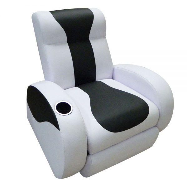 Sill n reclinable innova for Sillon reclinable blanco