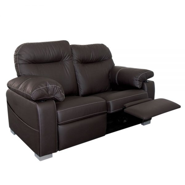 Sill n reclinable london doble for Sillon reclinable doble