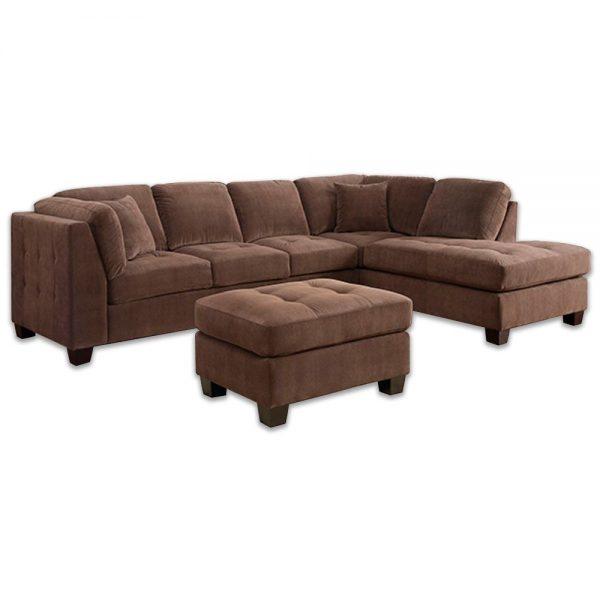 Sala esquinera comfort for Salas esquineras
