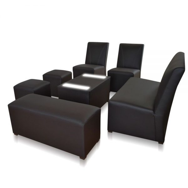 Sala lounge cassual for Sala 600 melide