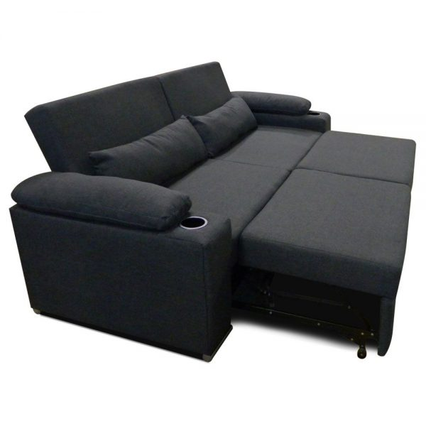 Sof cama element matrimonial for Sofa cama o sillon cama