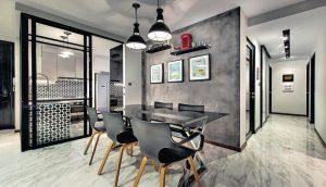 diferentes texturas de muros y pisos en tu sala