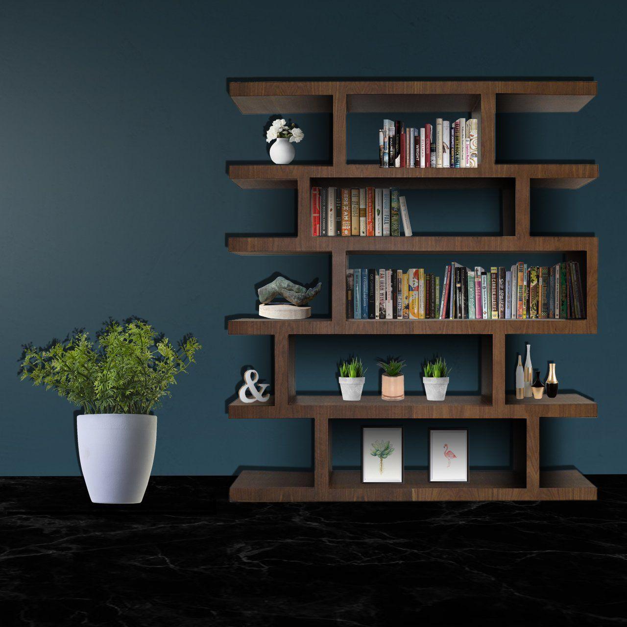 cuarto con librero