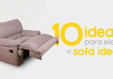 sillón reclinable, el ideal