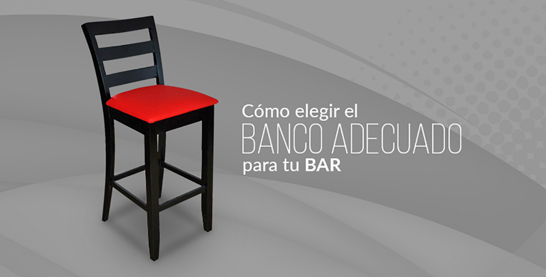 banco para bar