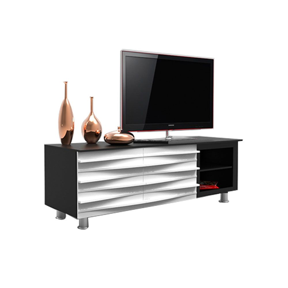 Mueble para tv kansas mobydec muebles venta de muebles - Fotos muebles para tv ...