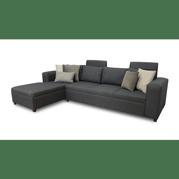 Sala esquinera vega mobydec muebles venta de muebles for Muebles de sala promart