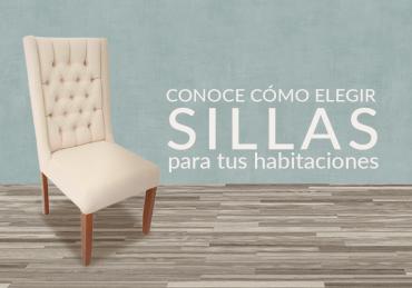 ideas para elegir sillas