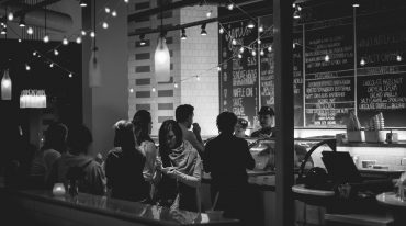 restaurante aclientado