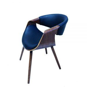 silla con brazos mónaco