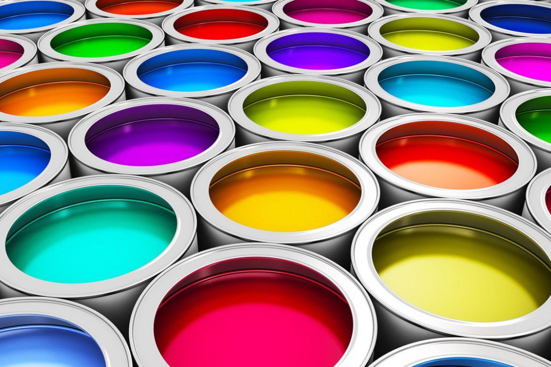 botes de colores para tu negocio