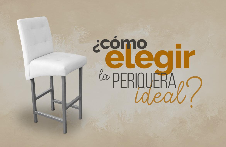imagen como elegir silla periquera