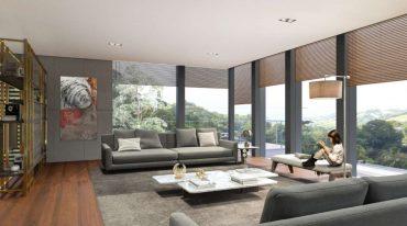decoración interior de una casa