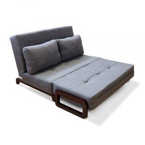 sofá cama ingenia Mobydec tipo delfín