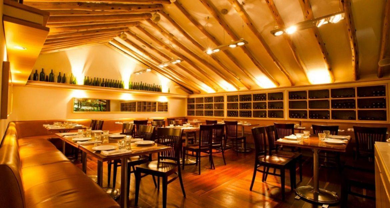 mobiliario restaurante moderno