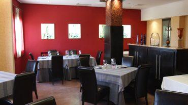 restaurante de diferentes colores