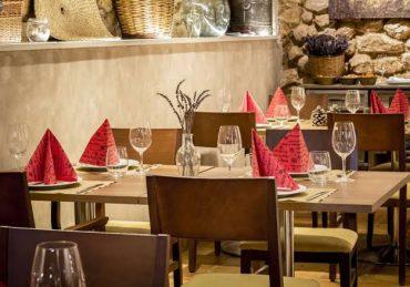decoración restaurantes