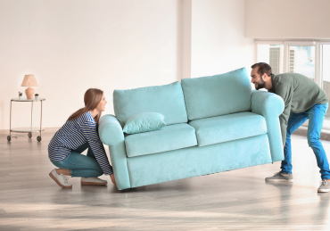 acomodo de muebles