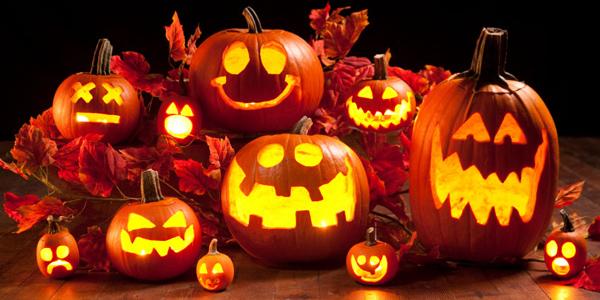 caras calabazas halloween