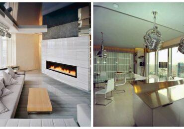 hogar cómodo y moderno